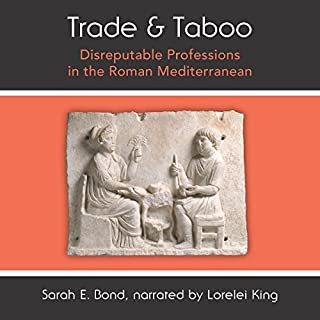 Trade and Taboo audiobook cover art