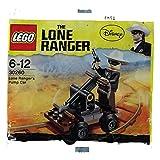 LEGO 30260 Lone Ranger Pump Car