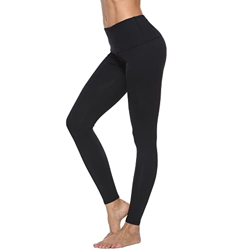 13cf06d2e04553 RURING Women's High Waist Yoga Pants Tummy Control Workout Running 4 Way  Stretch Yoga Leggings