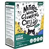 Cature Care By Nature Tiny Pellets Natural Wood Clumping Cat Litter 6L