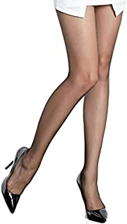 Blostirno Women's Summer Tights Ultra-sheer Pantyhose
