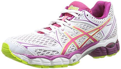 Asics Gel Pulse 6 Zapatillas de running para mujer, Weiß (WHITERASPBERRYLIME 0121), EU 37 (US 6)