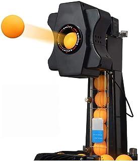 ZZZR Bordtennisrobotmaskin med nätnät, med automatiska återvinningssystem, med fjärrstyrt nätskydd för utbildning