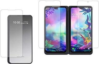 【3枚組x1セット】LG G8X ThinQ 901LG 用【高硬度9Hアンチグレアタイプ】液晶保護フィルム 反射防止!高硬度9Hフィルム