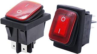 Suchergebnis Auf Für Schalter 4 Polig 12v Kippschalter Schalter Auto Motorrad