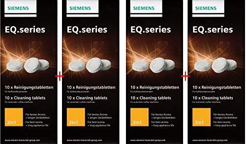 SIEMENS TZ80001N tabletki czyszczące do wszystkich ekspresów do kawy serii EQ