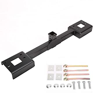 EGO BIKE 65022 Front Mount Trailer Receiver Hitch for 99-07 Ford F-250/350 Super Duty