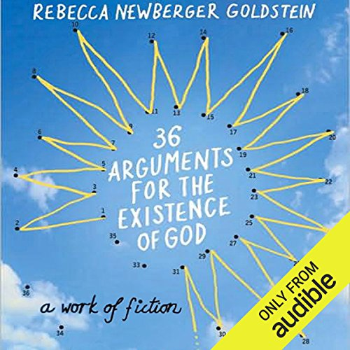 36 Arguments for the Existence of God audiobook cover art