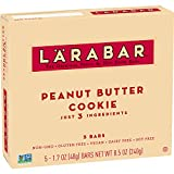 Larabar, Gluten Free Bar, Peanut Butter Cookie, 8.5 oz