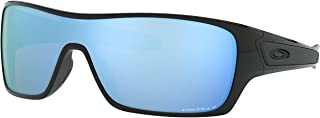 Men's OO9307 Turbine Rotor Rectangular Sunglasses