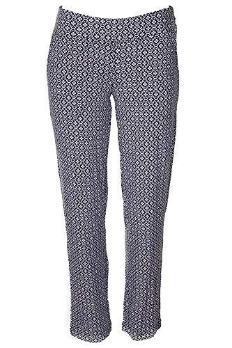 Alfani Printed Pajama Pants, Clover Print (Large)
