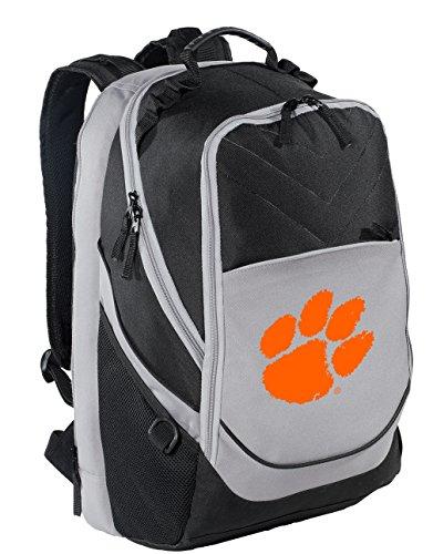 Clemson University Backpack Clemson Tigers Laptop Computer Bag