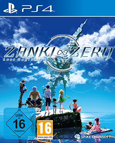 Zanki Zero: Last Beginning (PS4)
