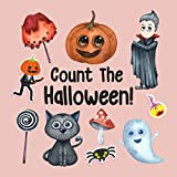 Count The Halloween : A fun counting picture book for little kids (English Edition)