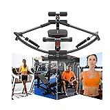 FYYDNR Rudergerät, Fitnessgeräte, Seine Bewegung Track ist Stabiler als das Traditionelle Rudergerät, Produkt-Größe-125 * 135 * 56CM, weiß - 2