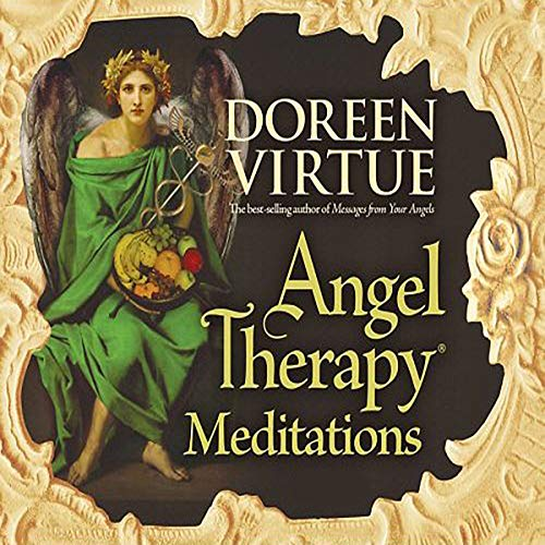 Angel Therapy Meditations audiobook cover art