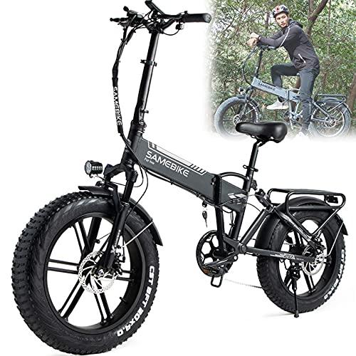 E-Bike Klappbar, 20 Zoll Faltbares...