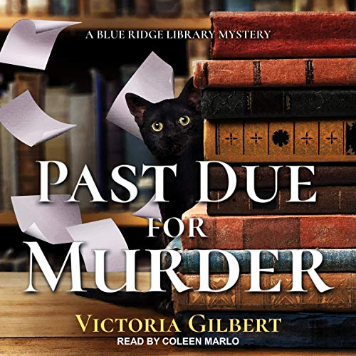 Past Due for Murder audiobook cover art