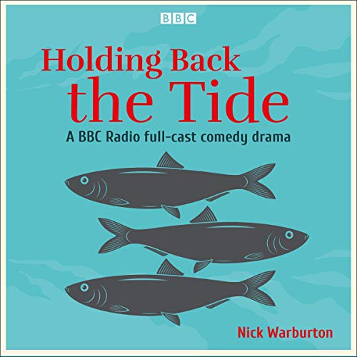 Holding Back the Tide audiobook cover art