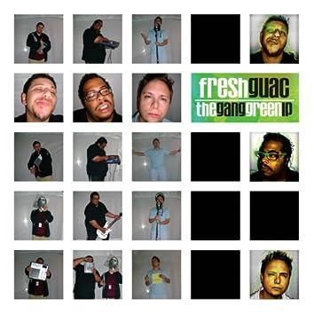 The Gang Green LP