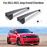 Crossbars Roof Rack Compatible for 2011-2021 Jeep Grand Cherokee...