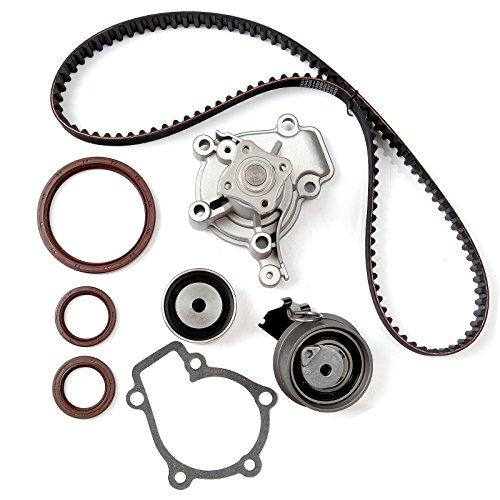 Scitoo Scitoo New Timing Belt Water Pump Metal Gasket Kit Fits Kia Soul Spectra Spectra5 Hyundai Elantra Tucson Tiburon 2.0L'G4GC''BETA G4GF' DOHC