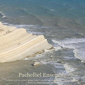 Pachelbel, Bach, Vivaldi, Albinoni, Rinaldi, Mozart, Mendelssohn, Wagner: Canon in D, Air on the G String, Guitar Concerto, Paris Concerto, Adagio in G minor, Orchestral, Piano and Organ Works