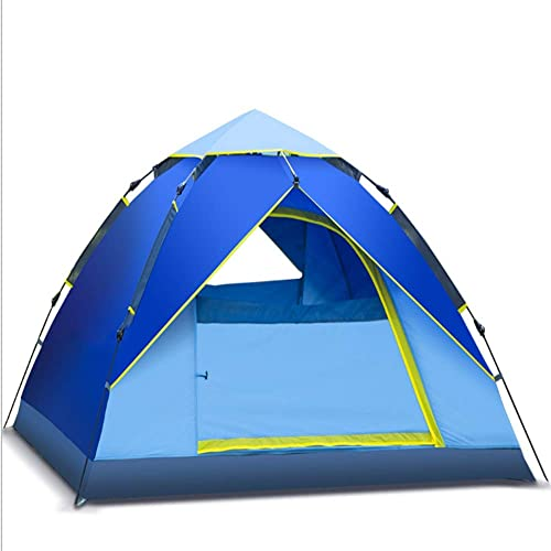 HOUER Fournitures De Jardin Printemps Tente Tente De Camping Mode 3-4 Personnes