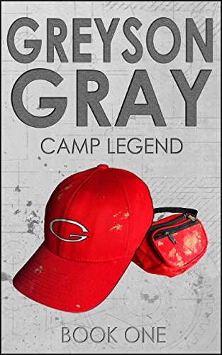 Book Cover for Greyson Gray: Camp Legend
