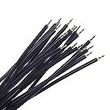 Silent Guitar el/éctrico profesional del cable multi funcional de ruido Cancelaci/ón blindado de la guitarra Guitarra L/ínea Recta Cable Negro 5Meter