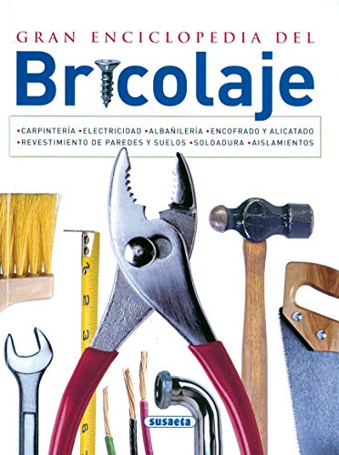 Gran Enciclopedia Del Bricolaje(Azul)