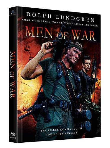 Men of War - Mediabook Cover C - Limitiert auf 75 Stück (mit Bonus-Blu-ray EXECUTICE COMMAND)