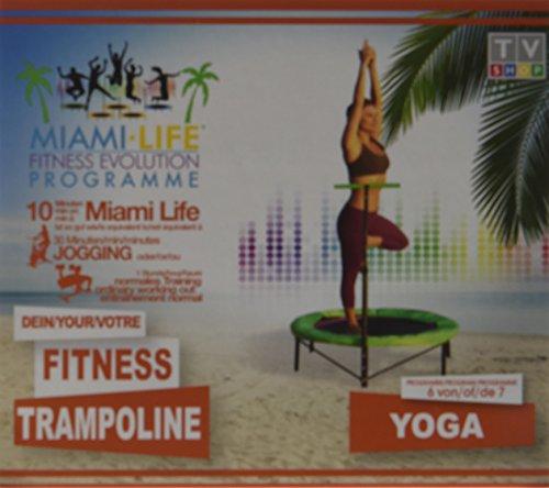 Miami Life Fitness Evolution Training DVD Yoga, 5301394000013000