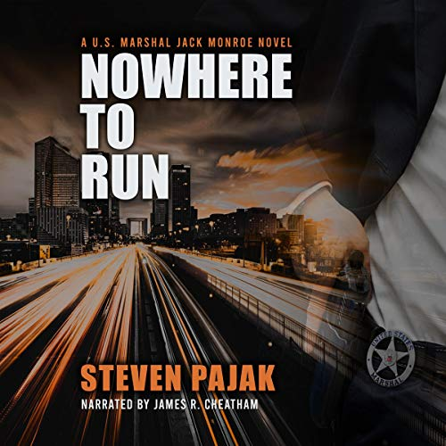 Nowhere to Run Audiobook By Steven Pajak cover art