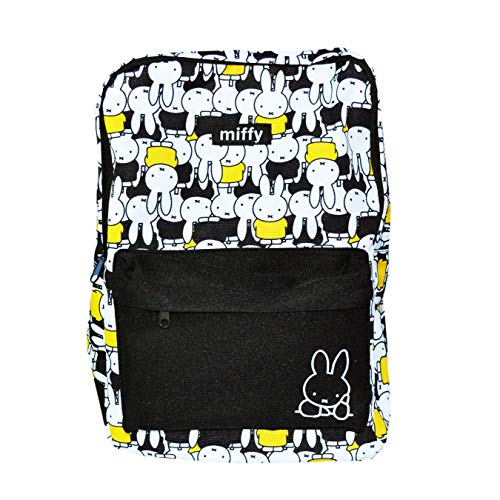 Miffy – Backpack | 39 x 27 x 16 cm | Fully Adjustable Straps