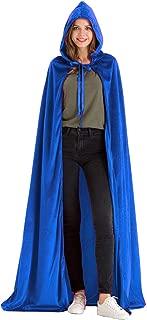 light blue cape