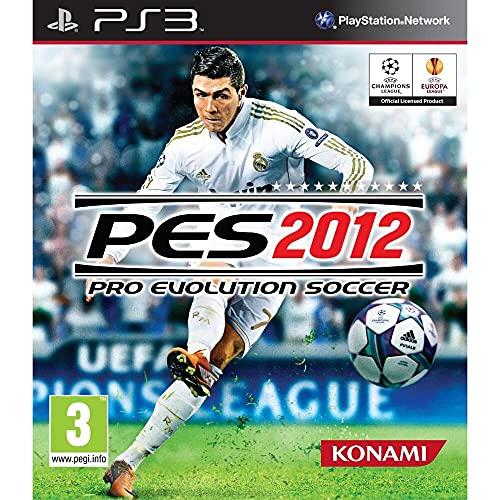 Konami Pro Evolution Soccer 2012 - Juego (PlayStation 3, Deportes, E (para todos))