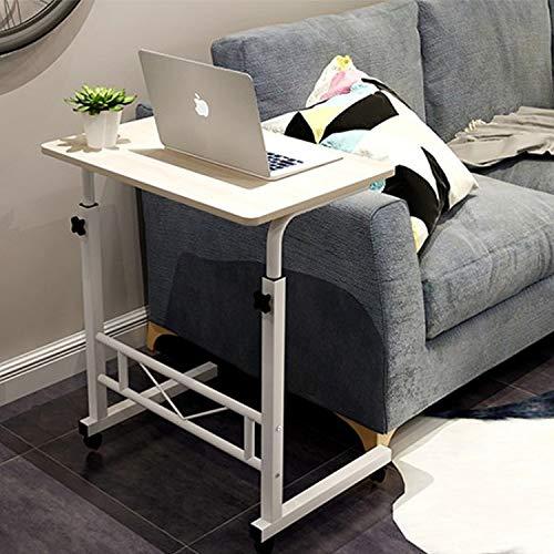Sayiant Mesa para ordenador portátil, mesa de escritorio plegable, se puede utilizar para sofá, cama de 60 x 40 cm.