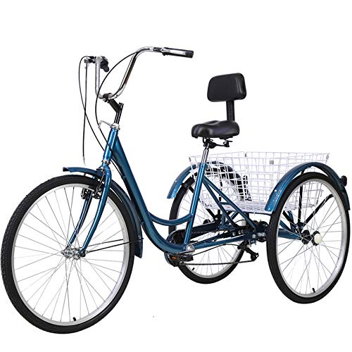 Slsy 7-Speed Adult Tricycles