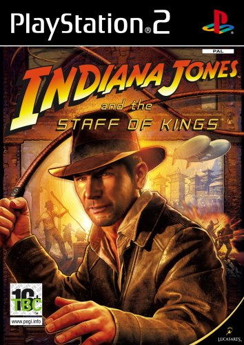 Indiana Jones and the Staff of Kings (Playstation 2) [importación inglesa]