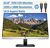 """Best HP Pc Monitors - 2020 Newest HP 23.8"""" Full HD (1080p) IPS Review"""