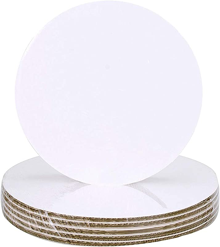 Cake Board Circle 14 25 Count