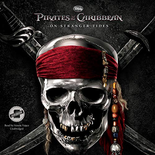 Pirates of the Caribbean: On Stranger Tides cover art