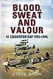 Blood Sweat and Valour: 41 Squadron RAF 1942-1945 - Steve Brew