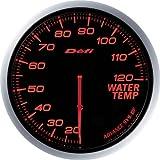 日本精機 Defi (デフィ) メーター【Defi-Link ADVANCE BF】水温計 (アンバーレッド) DF10502