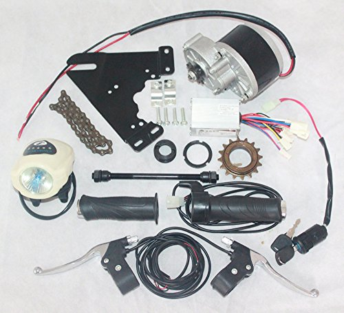 L-faster 24V 250W Electric Motorized E-Bike Bicycle Conversion Kit MY1016