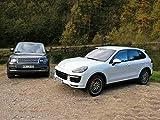 Supercars - Luxury Off-Roaders