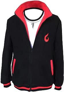 Boruto Uzumaki Cosplay Unisex Hoodie Long Sleeve Jacket for Naruto Costume
