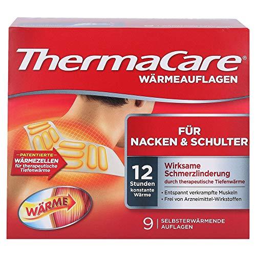 Thermacare Nacken Wärmekissen, 1er Pack (1 x 9 Stück)