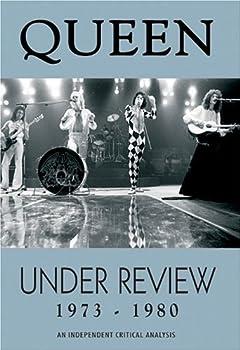 DVD Queen - Under Review 1973-1980 Book